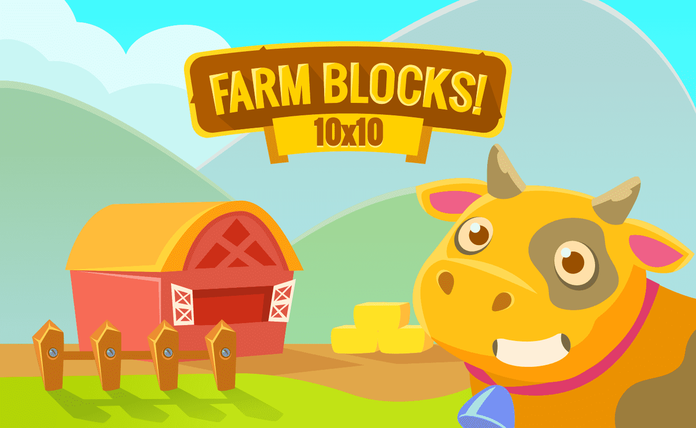 Farm Blocks 10x10