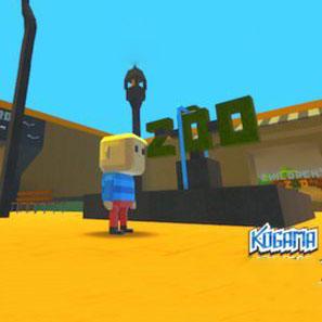Kogama: GT Zoo!