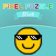 Math Pixel Puzzle