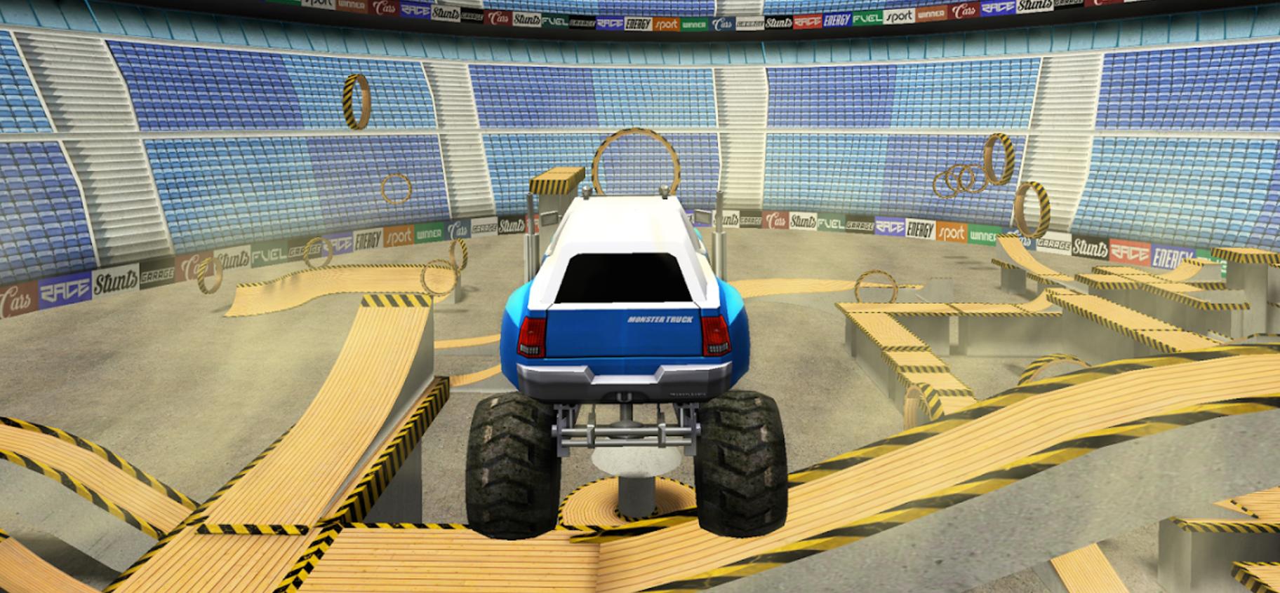 Monster Truck 3D Arena Stunts