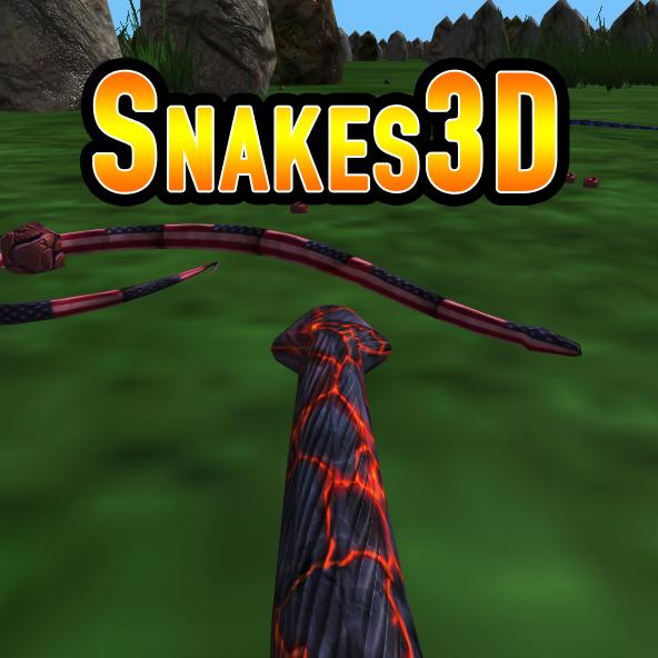 Snakes3D