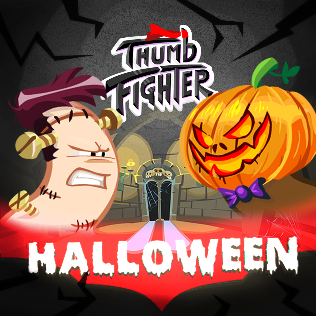 Thumb Fighter Halloween